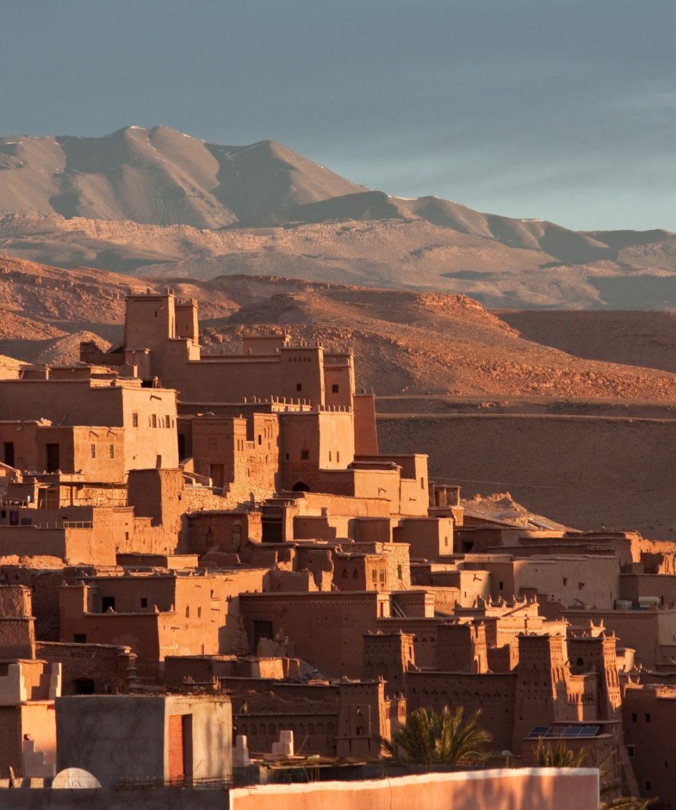 Marocco Csatle