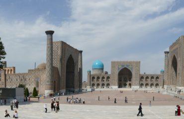 Registan Square of Samarkand