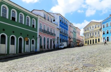 Slavador the Bahia Town