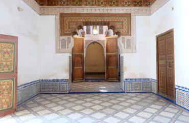 The Bahia Palace