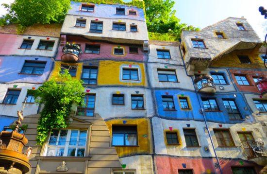 Vienna, Hundertwasser